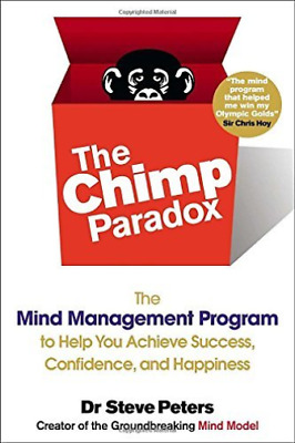 Peters, Steve-The Chimp Paradox (US IMPORT) BOOK NEW • 12.68£