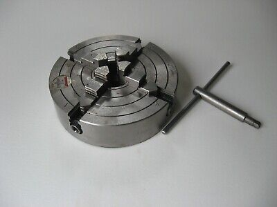 Four Jaw Chuck For Myford Lathe • 87£