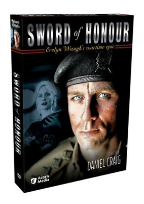 Craig,daniel-sword Of Honour (2pc) / (ws) (us Import) Dvd New • 26.61£
