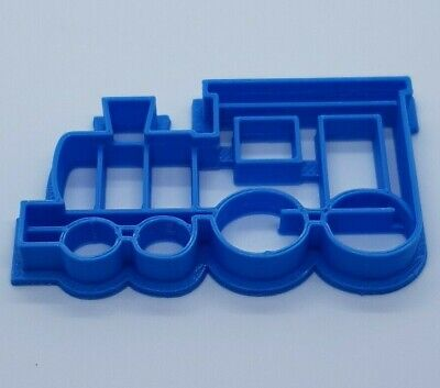 £4 • Buy Steam Engine Train Christmas Biscuit Cookie Cutters Icing Sugar Craft