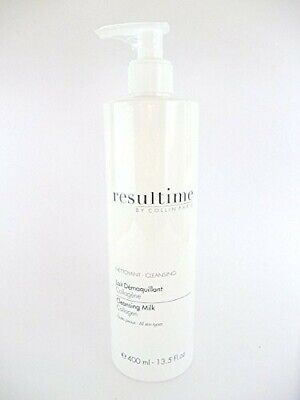 Collin Resultime Collagen Cleansing Milk - 400ml RRP £46 - Salon Size • 46£