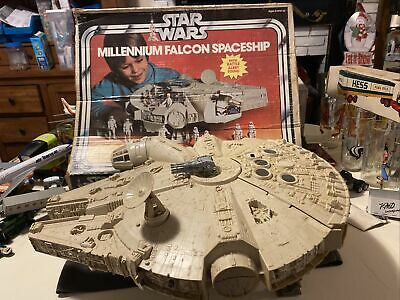 $ CDN167.68 • Buy Vintage Star Wars Millennium Falcon Vehicle Kenner Original 1979 W/Original Box
