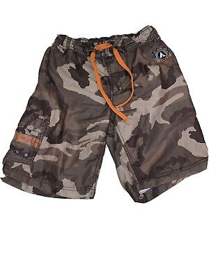 Airwalk - Camo Shorts (Age 7/8) *Please Read Description • 2£
