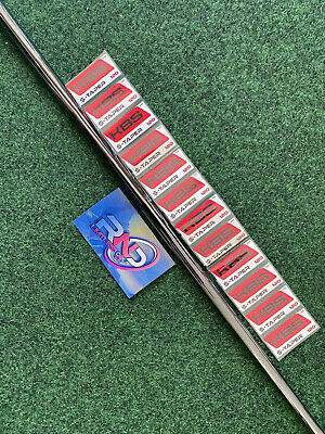 AU585 • Buy KBS TOUR $-Taper BLACK PVD Iron Shaft Singles.355 Make Your Selection*Red Label*