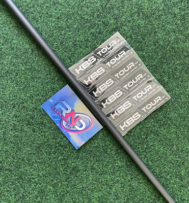 AU615 • Buy KBS TOUR C-Taper *LIMITED EDITION* Iron Shaft Singles .355 Make Your Selection