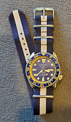 $ CDN438.89 • Buy Seiko Rare Discontinued Beautifully Modded SKX007 Japan Automatic Watch READ