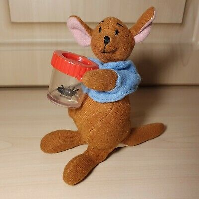 £3.25 • Buy 2002 Vintage ROO, Winnie The Pooh, McDonalds Happy Meal, Soft Plush Toy