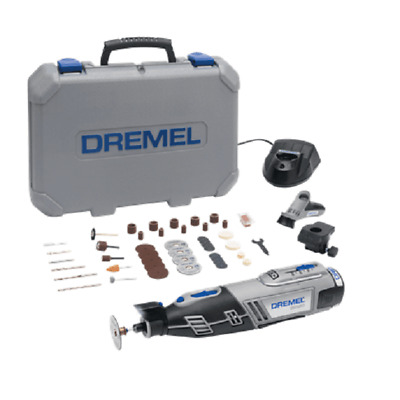 Dremel 8220-2/45 12v Cordless Multi Tool With 2 Attachments & 45 Accessories • 119.95£