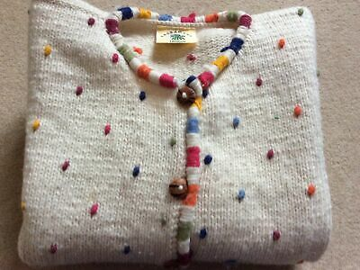 Pachamama Cardigan Small/Medium • 30£