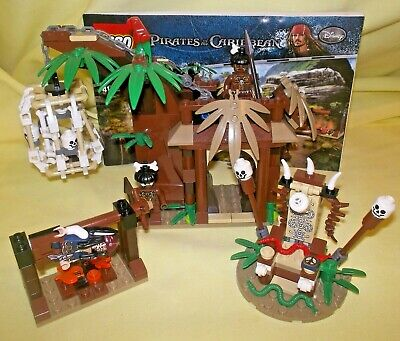 £55 • Buy Lego Pirates Of The Caribbean The Cannibal Escape 4182