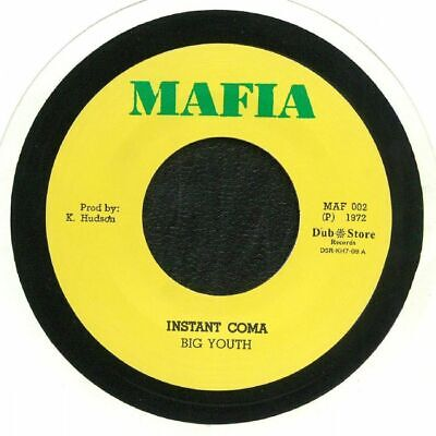 BIG YOUTH - Instant Coma - Vinyl (7 ) • 14.49£