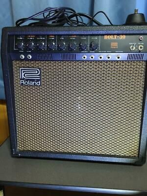 AU738.91 • Buy Roland BOLT-30 Guitar AMP Amplifier Used Tested Working Good Japan Rare Vintage