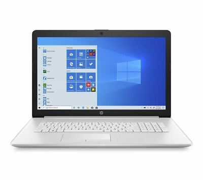 HP 17-by2501na 17.3  Laptop - Intel® Core™ I3, 1 TB HDD, Silver - Currys • 529£