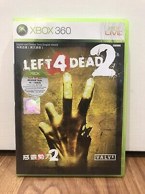 AU20 • Buy Xbox 360 - Left 4 Dead 2 - Complete - NTSC-J, Works With PAL