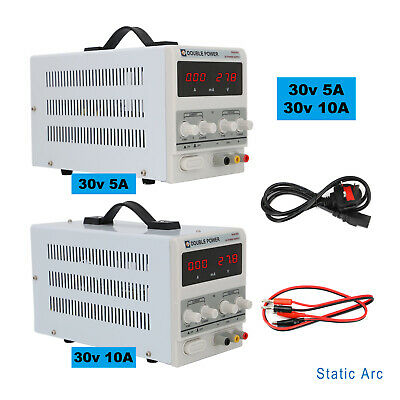 £48.19 • Buy Adjustable Switching Mode Power Supply 30V DC Digital LED Precision LAB Variable