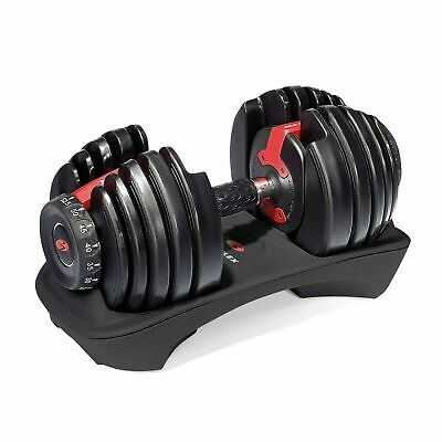 $ CDN418.66 • Buy NEW! Bowflex SelectTech 552 Adjustable SINGLE Dumbbell (NOT PAIR) | SHIPS TODAY