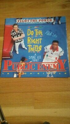 Public Enemy - Fight The Power - Classic Hip Hop 12  Vinyl ZT42878 • 3£