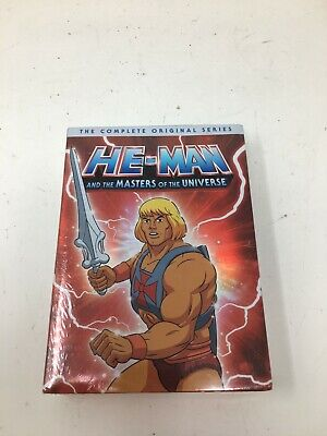 $34.99 • Buy He-Man & The Masters Of The Universe: The Original Series, DVD