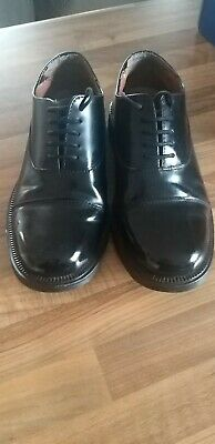 RAF Air Cadets Parade Shoes - Size 5 - Used • 11£