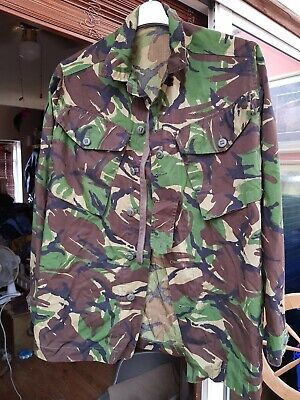 British Air Cadet Army Camouflage Jacket Field • 2£