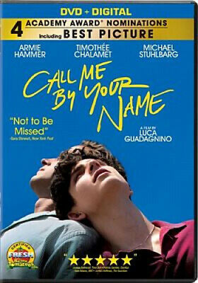 AU22.63 • Buy Call Me By Your Name - DVD - Free Shipping. - New