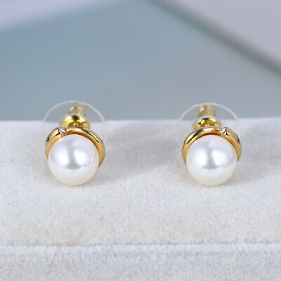 $ CDN8.92 • Buy Kate Spade New York White Pearl Stud Earrings