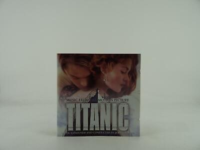 JAMES HORNER MUSIC FROM THE MOTION PICTURE TITANIC 431 (431) 15 Track CD Album P • 4.15£