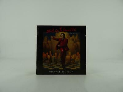 MICHAEL JACKSON BLOOD ON THE DANCE FLOOR HISTORY IN THE MIX (321) 13 Track CD Al • 3.15£