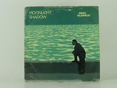 MIKE OLDFIELD MOONLIGHT SHADOW (45) 2 Track 7  Single Picture Sleeve VIRGIN RECO • 3.41£