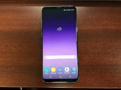 $ CDN279.98 • Buy Samsung Galaxy S8+ SM-G955W 64GB Orchid Grey (Unlocked) Very Good Condition