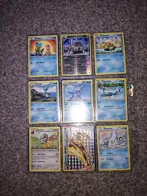 Pokemon Near Complete Steam Seige Set Including Break Card • 5£