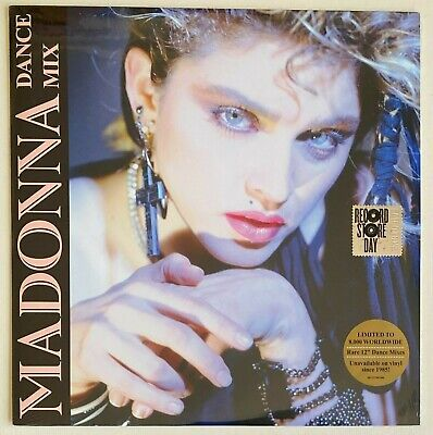£75 • Buy Madonna * Dance Mix * Rsd 2017 Limited 12  Vinyl * Bn! * Into The Groove * Angel