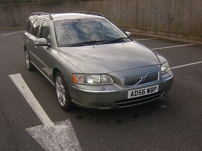 Volvo V70 2.4d Se Geartronic 7 Seater,with S/history And Remapped.p/x Maybe? • 2,450£