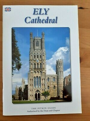 Ely Cathedral The Pitkin Guide 2007 P/b VGC • 1.49£