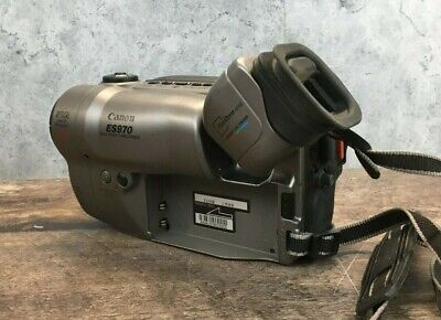 $ CDN98 • Buy Canon ES970 8mm Video Camcorder - Unit Only, No Battery *Untested*