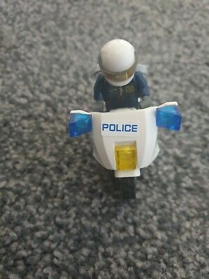 Lego Police Bike And Police Man • 3£