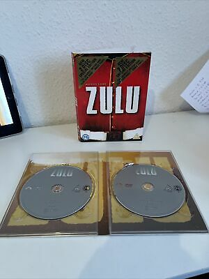 Zulu (2 Disc Special Edition) [1964] [DVD] - DVD Free Post • 3.48£
