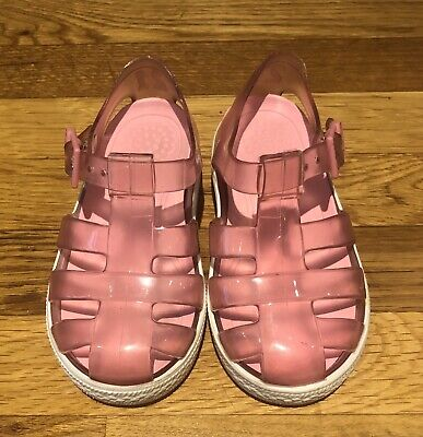 Pink Igor Jelly Sandals Size 5 • 5£