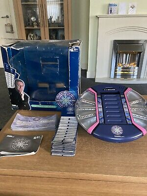 £17 • Buy Who Wants To Be A Millionaire - Electronic Board Game