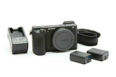 $ CDN993.93 • Buy Near Mint Sony Alpha A6500 Mirrorless Digital Camera (1245 Actuations) #32510