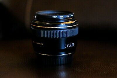 Canon EF 28mm F1.8 USM Lens, In Good Working Condition • 180£