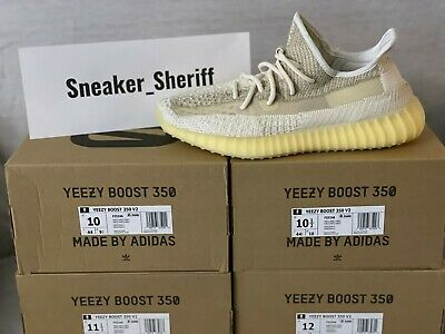 $ CDN354.80 • Buy Adidas Yeezy Boost 350 V2 Natural FZ5246 11.5, 12 NEW VERIFIED AUTHENTIC
