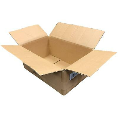 £18.99 • Buy 20 X Large Strong Double Wall Box Removal Moving Packing Postal Cardboard Boxes