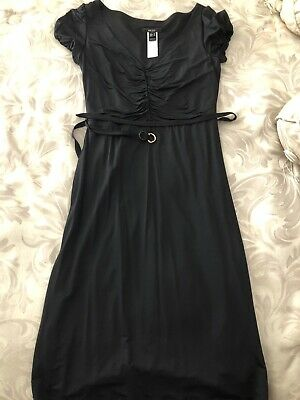 AU35 • Buy Mango Black Dress Size M
