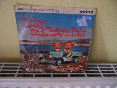 £2.75 • Buy Vintage Pinky And Perky's Pals 7  Vinyl Single Record