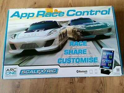 Scalextric C1329 Arc One System App Control Racing Slot Cars - Hornby • 17£