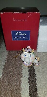 Disney Showcase Collection Mrs Potts And Chip Hanging Ornament • 11.99£
