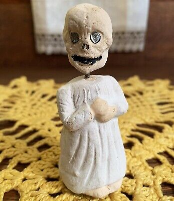 $ CDN479.90 • Buy MINT RARE Vintage Halloween Ghoul Candy Container Nodder MBL Book Example 1920s!
