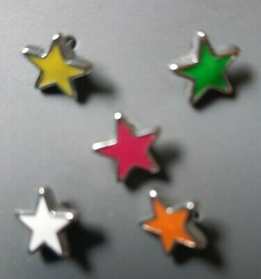 Set Of Earrings Star Shaped Fashion Kpop • 3.99£