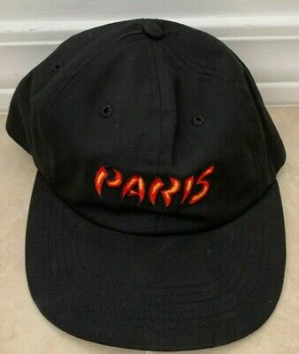 $ CDN44.20 • Buy Authentic Original Paris Supreme Hat Worn Once No Reserve Look Rare!!!!!!!!!!!!!